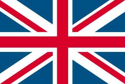 イギリスの国旗-国旗など