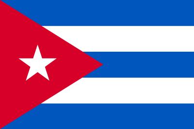 「キューバ 国旗」の画像検索結果