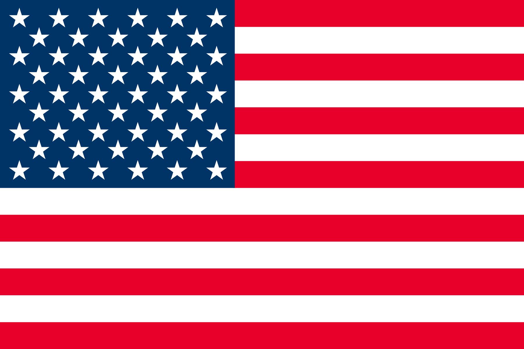アメリカ | 地図に使えるフリー素材.jp
