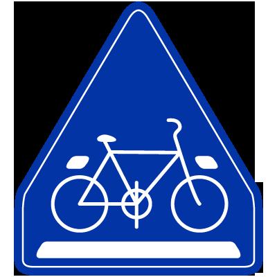 自転車横断帯- - 無料で使える ...
